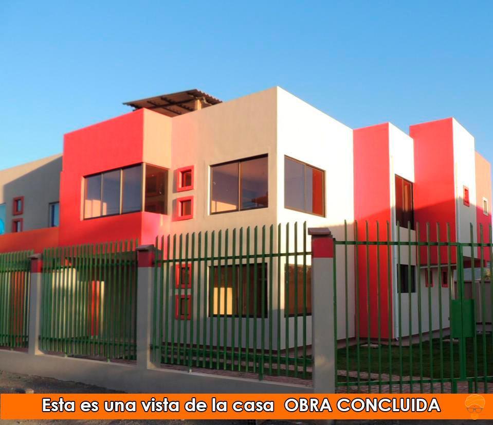 Vendo hermosa casa minimalista km 4 a sacaba sobre 437 for Vendo casa minimalista